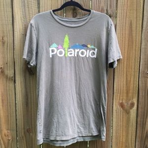 Polaroid shirt